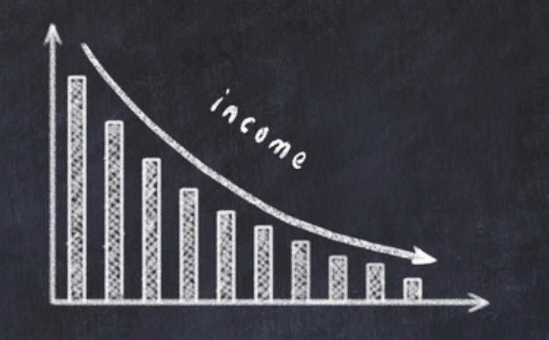 低所得者の性格の特徴とは?【収入が少ないのには理由がある】