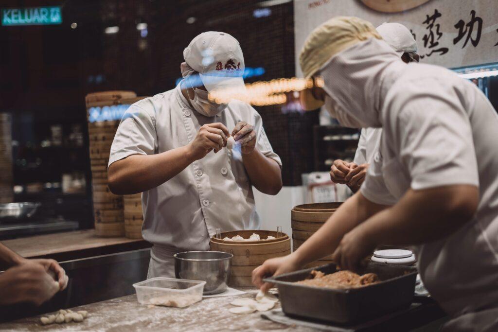 パン屋から転職