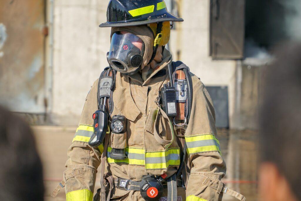 消防士から転職