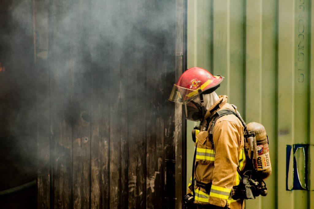 消防士 きつい